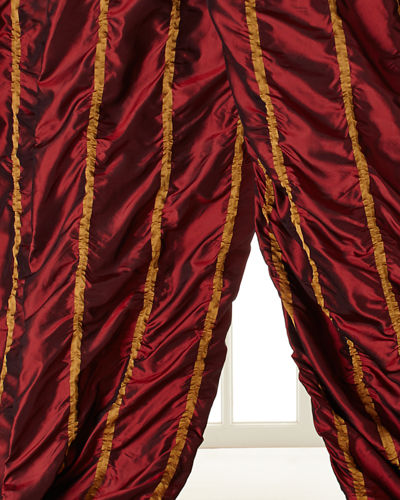 Home Silks Kelly Curtains