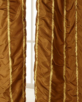 "96""L Kelly Curtain"