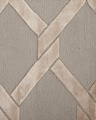 Exquisite Rugs Christo Rug, 6' x 9'