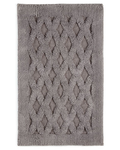 "Diamond Bath Rug, 20"" x 31"""