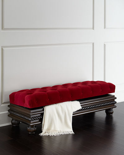 "Garrison 56"" Storage Bench"