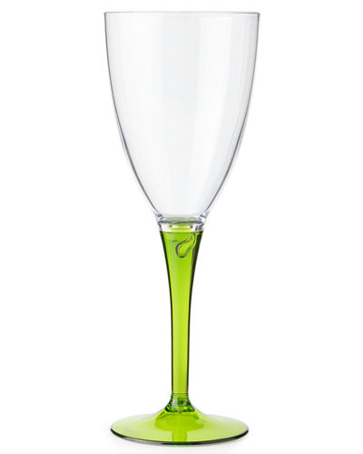 Colorful Wine Glasses, Set of 4