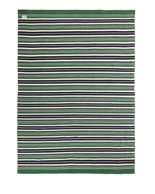 Ralph Lauren Home Racing Point Stripe Indoor/Outdoor Rug