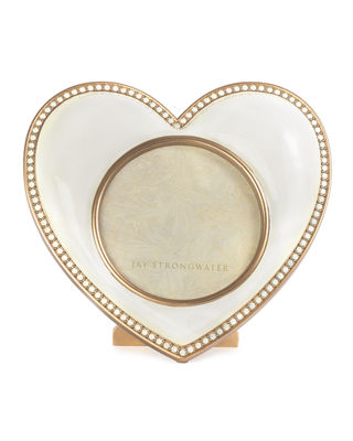 Image 1 of 2: Heart Picture Frame