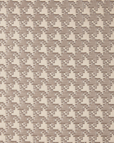 Dian Austin Couture Home Queen Houndstooth Check Coverlet