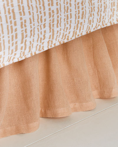 King Stone Washed Dust Skirt