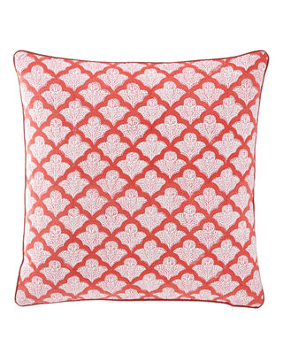 "Jemina Pillow Cover, 18""Sq."