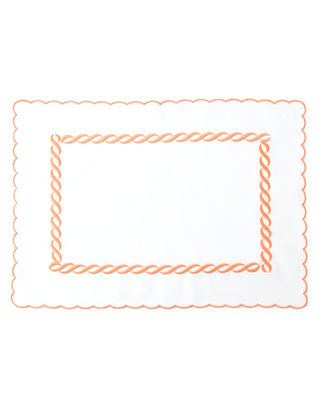 Madeira Chain Placemats, Set of 4