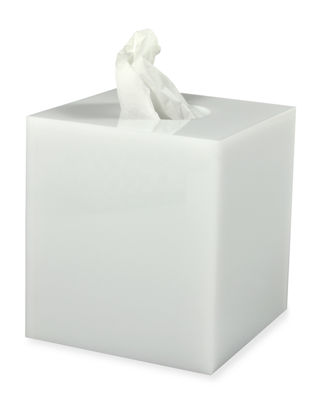 Mike & Ally Ice Tissue Box Cover