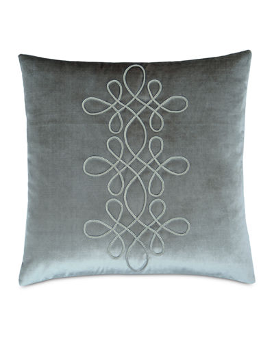 Eastern Accents Venice Scroll Pillow, 20
