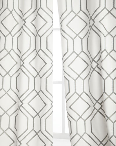 Softline Home Fashions Quinn Curtains