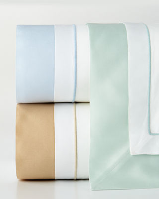 Image 1 of 2: King Charmont Duvet Cover