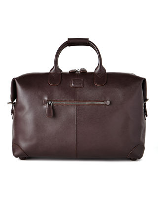 Varese Brown Duffel Luggage