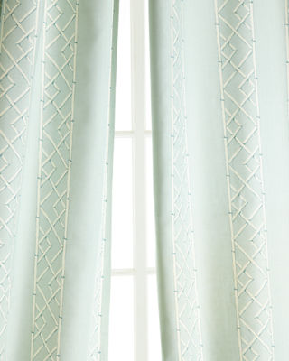 Legacy Two 108l Lattice Curtains