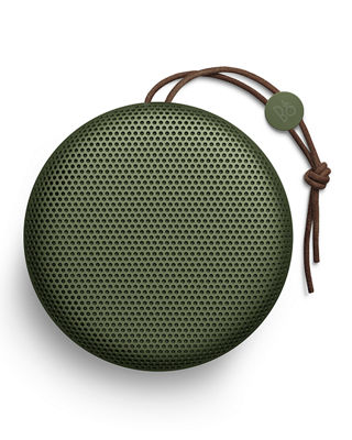 B & O Play By Bang & Olufsen A1 Bluetooth Speaker in Moss Green