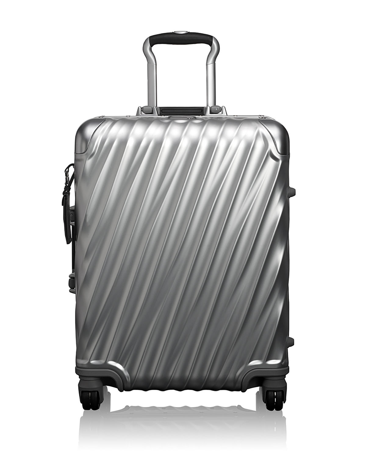 19 Degree Aluminum Continental Carry-On Luggage