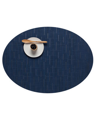 """""""Bamboo"""" Oval Placemat"""