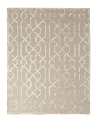 Exquisite Rugs Grimmie Geometric Rug, 6' x 9'