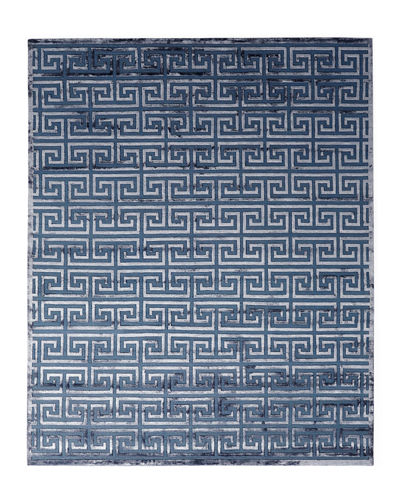 Jay Greek Key Rug, 6' x 9'