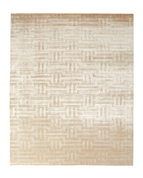 Image 1 of 2: Exquisite Rugs Salman Rug, 8' x 10'