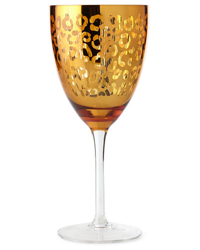 Leopard Wine Glasses, Set of 4