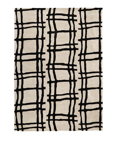 Grammercy Broken Plaid Rug, 8' x 10'