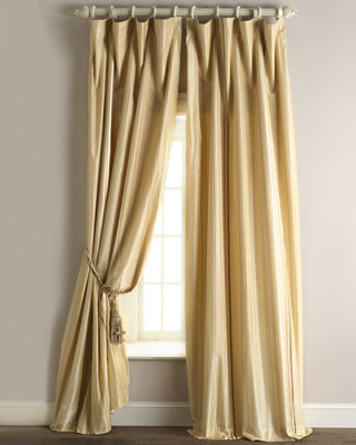 Home Silks Each Sienna Curtain, 96