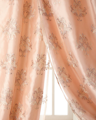 "96""L Willow Breeze Curtain"