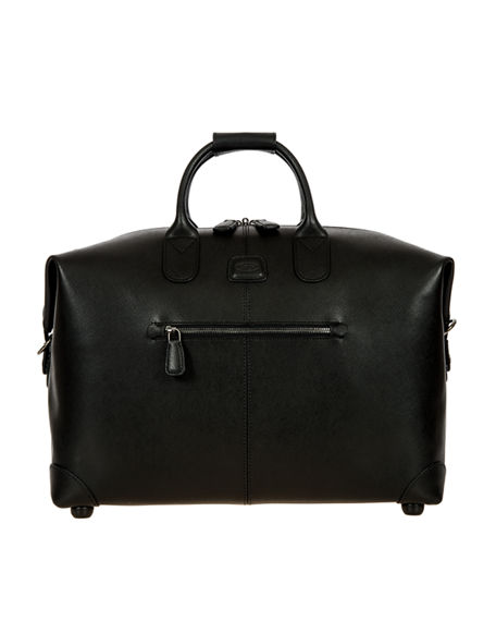 Bric's Varese Brown Duffel  Luggage