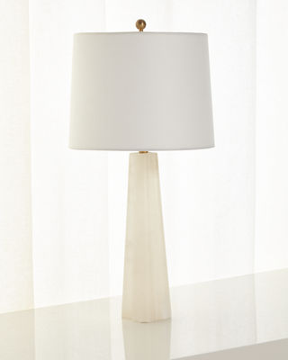 Regina Andrew Design Despina Alabaster Lamp