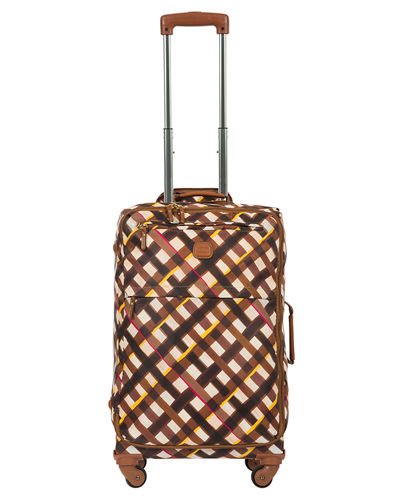 "Pastello 21"" Carry-On Spinner Luggage"