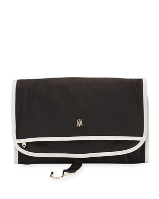Neiman Marcus Fold-Out Valet Travel Bag
