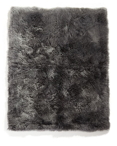 Sheepskin Rectangle Rug, 5' x 8'6