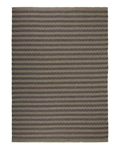 "Deja Mirage Tweed Indoor/Outdoor Rug, 3'6"" x 5'6"""
