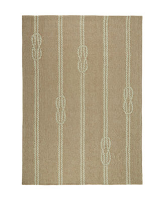 Knot & Rope Indoor/Outdoor Rug, 5' x 7'6