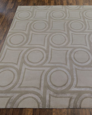 Image 1 of 3: Steelwood Rug, 10' x 14'