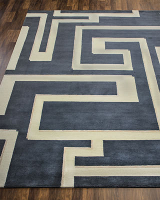 Image 1 of 3: Rosslyn Rug, 6' x 9'