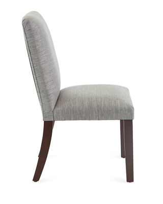 Image 3 of 5: Marcy Pleated Dining Chair