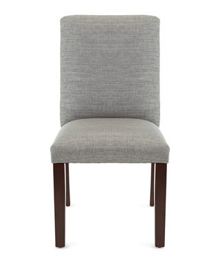 Image 4 of 5: Marcy Pleated Dining Chair