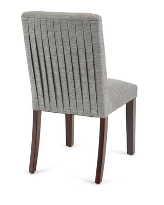 Image 5 of 5: Marcy Pleated Dining Chair