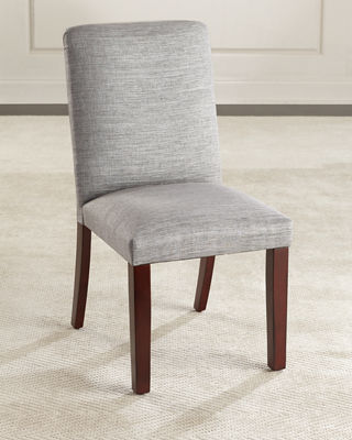 Image 1 of 5: Marcy Pleated Dining Chair