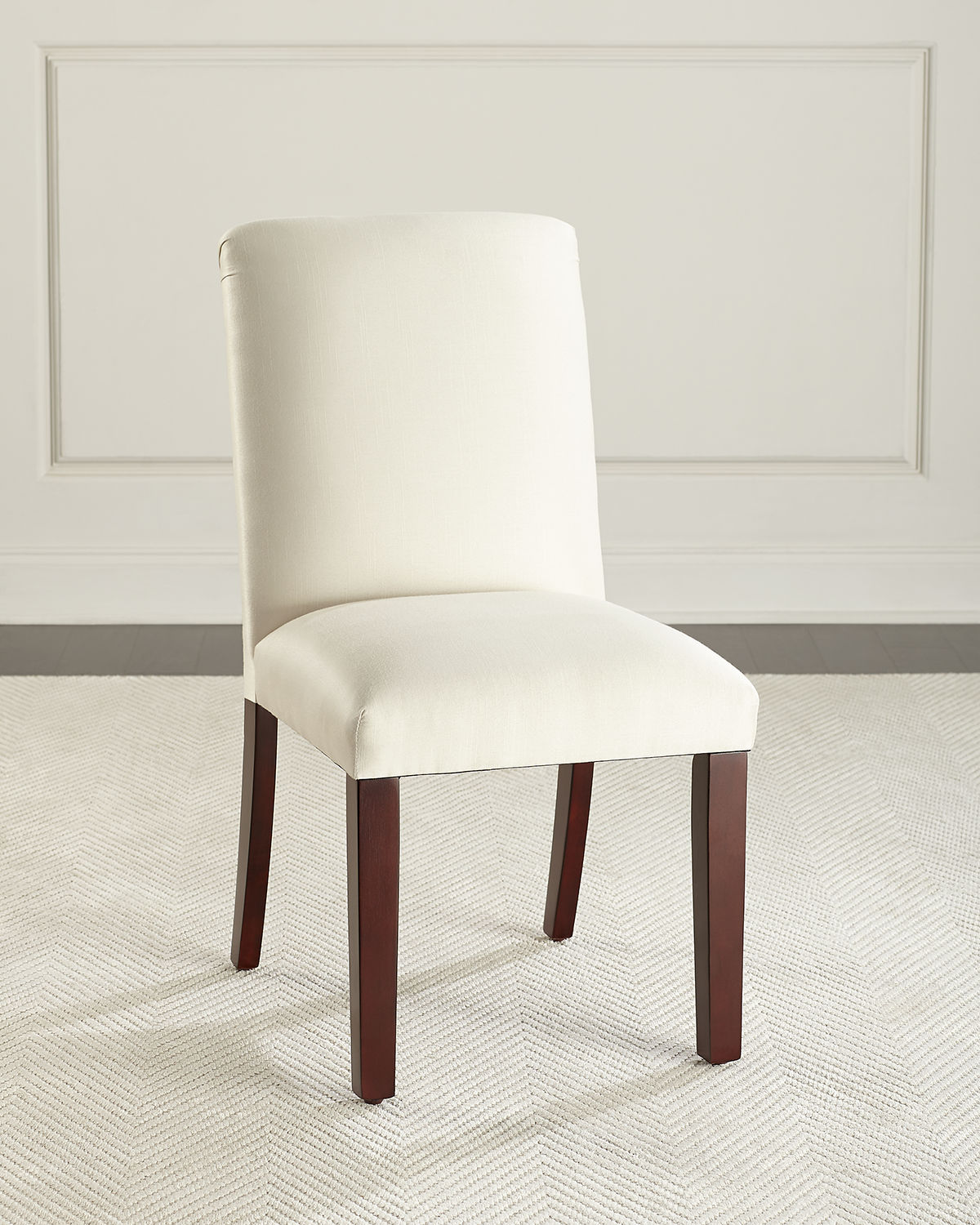Alain diamond tufted dining chair