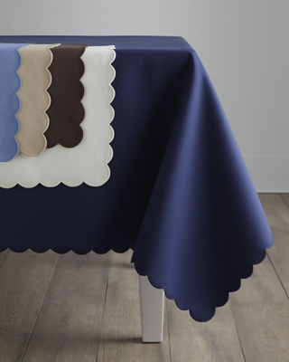 Matouk Savannah Tablecloth, 90
