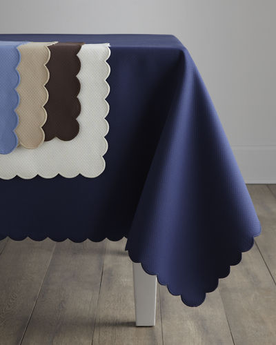 "Savannah Tablecloth, 68"" x 162"""