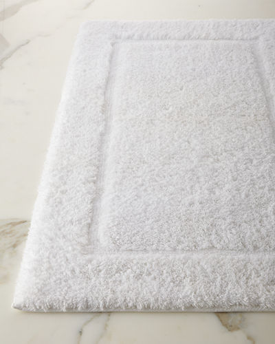 Matouk Marcus Collection Luxury Bath Rug, 24