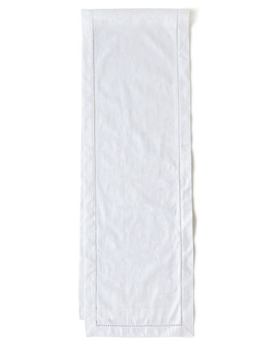 "Plume Jacquard 90""L Table Runner"