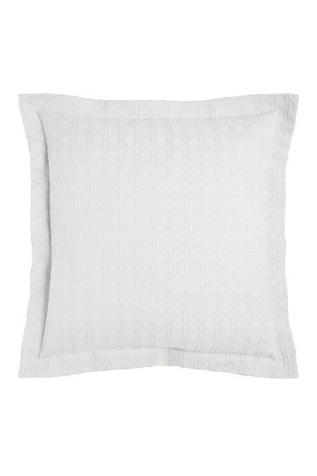 Sferra European Marcus Collection Cane Matelasse Sham