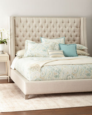 Massoud Missy Tufted Bed & Matching Items