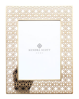 Kendra Scott Filigree Picture Frame, 5