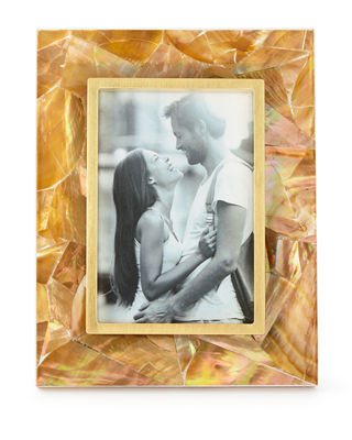 "Stone Slab Picture Frame, 4"" x 6"""